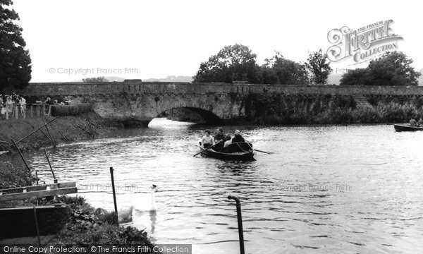 Photo of Houghton, The River Arun c.1960