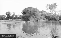 The River c.1960, Houghton