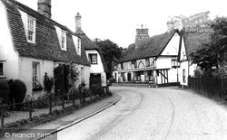 The Village c.1960, Houghton