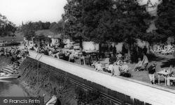 Houghton, Vinsons Caravan Park c.1960
