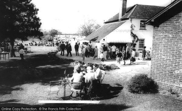 Photo of Houghton, Vinsons Caravan Park c.1960