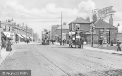 Hounslow, Bell Junction c.1903