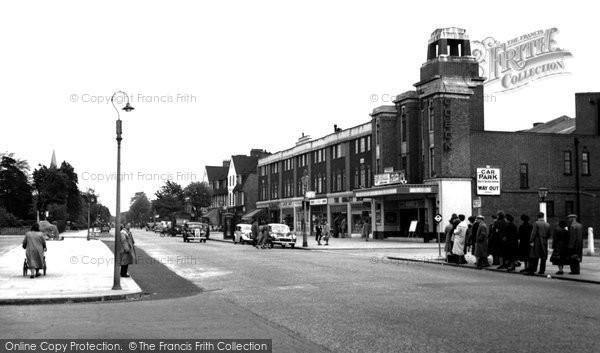 Photo of Hounslow, c.1954