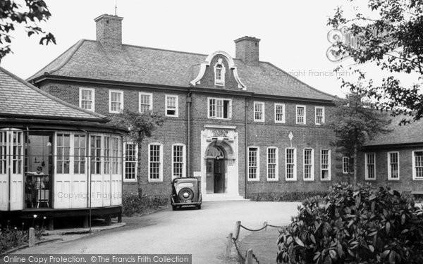 Photo of Hounslow, c1955