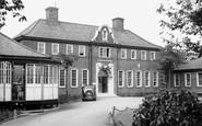 Hounslow, Hounslow Hospital c1955