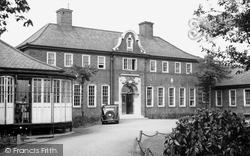 Hounslow, Hounslow Hospital c.1955