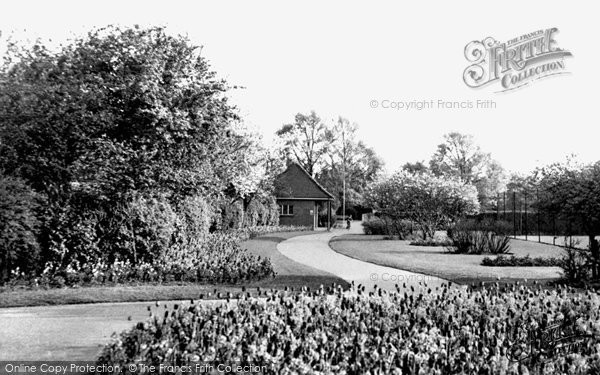 Photo of Hounslow, Lampton Park c1965