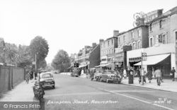 Hounslow, Lampton Road c.1955