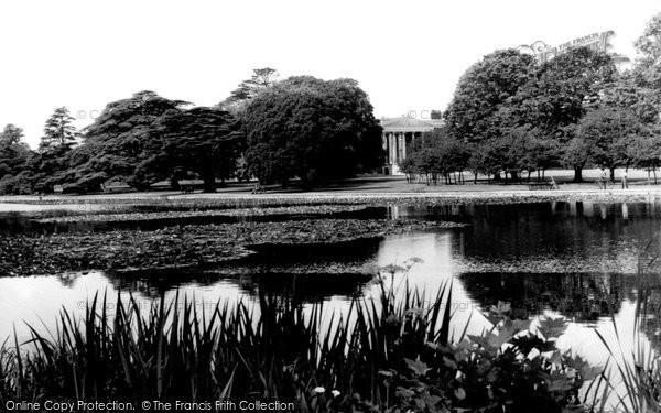Photo of Hounslow, Osterley Park c1965
