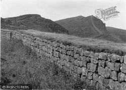 Hadrian's Wall 1924, Housesteads