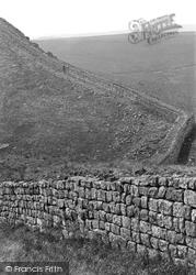 Housesteads, Hadrian's Wall 1924
