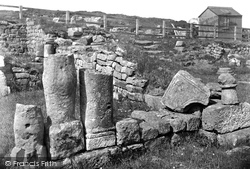 Housesteads, The Roman Fort 1924