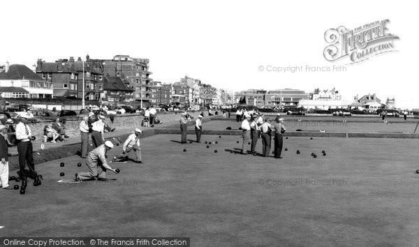 Hove, Bowling Green c.1960