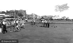 Bowling Green c.1960, Hove