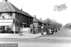 Brittany Road c.1955, Hove