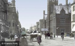 Church Road 1898, Hove