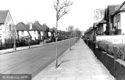 Derek Avenue c.1955, Hove