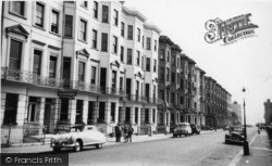 Holland House, 41, 43 And 45 Holland Road c.1960, Hove