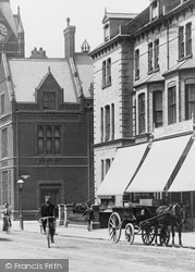 Horse And Cart, Church Road 1898, Hove