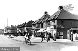 Kingsway Road c.1955, Hove