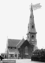 The Church Of St John The Baptist 1898, Hove