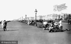 The Parade 1921, Hove
