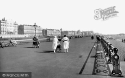 The Promenade 1921, Hove
