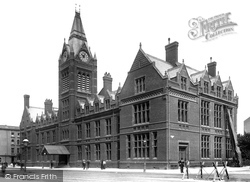 The Town Hall 1898, Hove