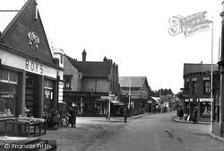 The Village c.1950, Hoveton