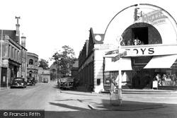 The Village c.1955, Hoveton