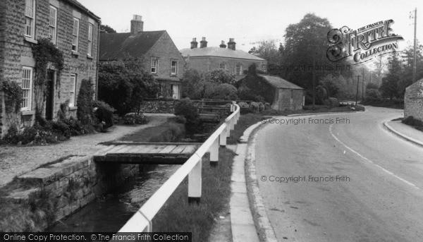 Photo of Hovingham, Brookside c.1955