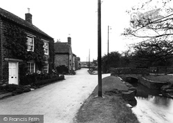Hovingham, Brookside c.1955