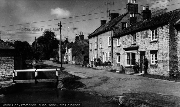 Photo of Hovingham, Brookside c.1960