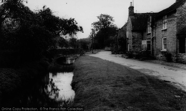 Photo of Hovingham, Brookside c.1965