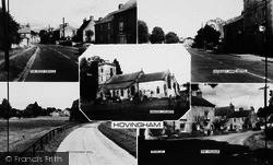 Hovingham, Composite c.1965