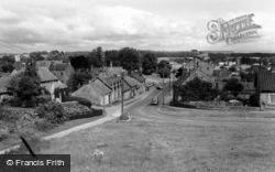 Hovingham, General View c.1960