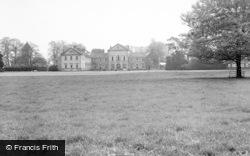 Hovingham, Hall c.1955
