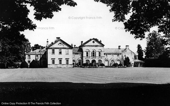 Photo of Hovingham, Hall c.1955