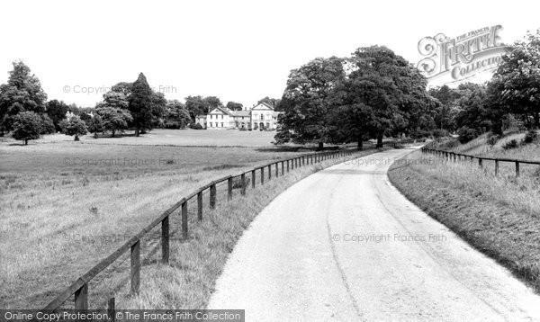 Photo of Hovingham, Hall c.1960