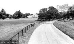Hovingham, Hall c.1960