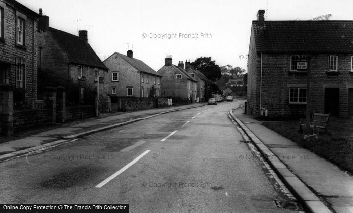 Photo of Hovingham, Main Street c.1965