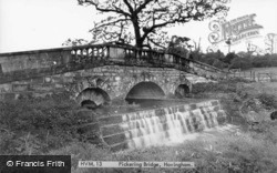 Park, Pickering Bridge c.1955, Hovingham