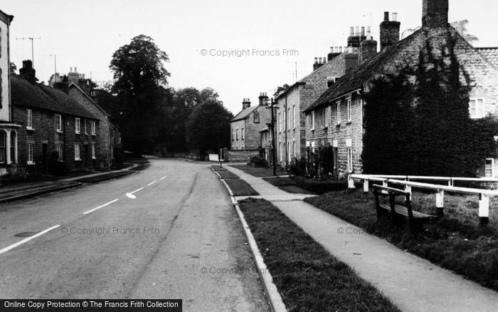 Photo of Hovingham, Park Road c.1965