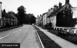 Hovingham, Park Road c.1965