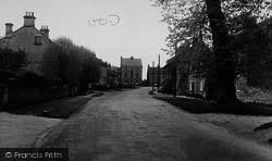 Hovingham, Park Street c.1955