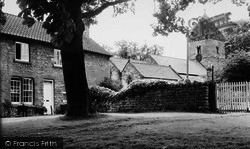 Hovingham, The Church c.1960