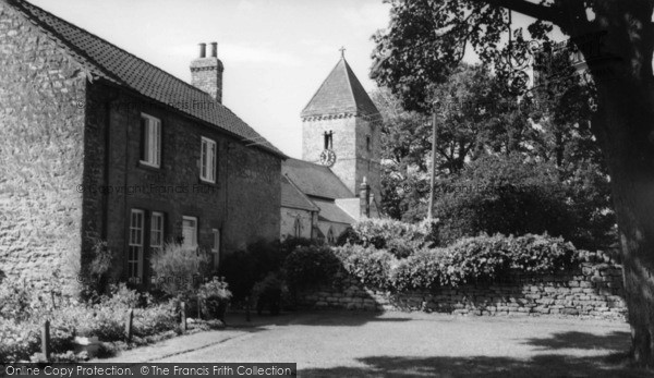 Photo of Hovingham, The Church c.1960