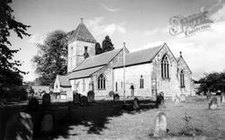 The Church c.1960, Hovingham