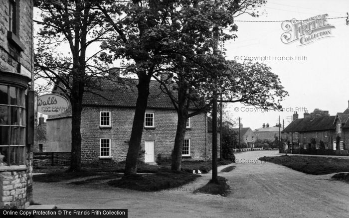 Photo of Hovingham, The Post Office c.1955