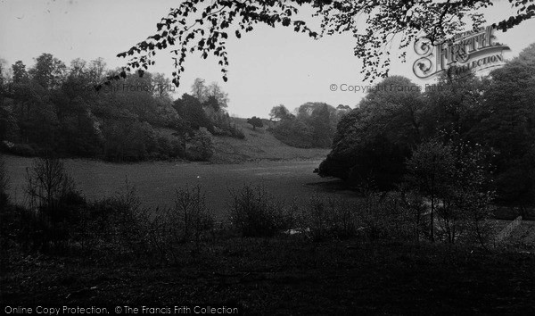 Photo of Hovingham, The Valley c.1950